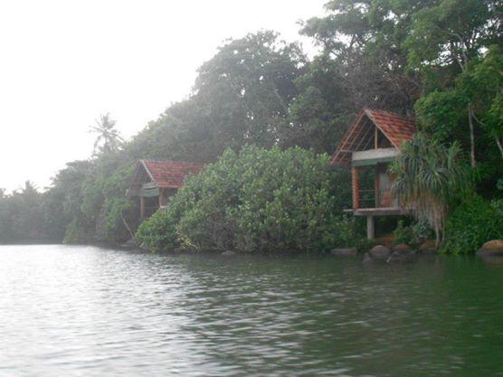 The Temple Island