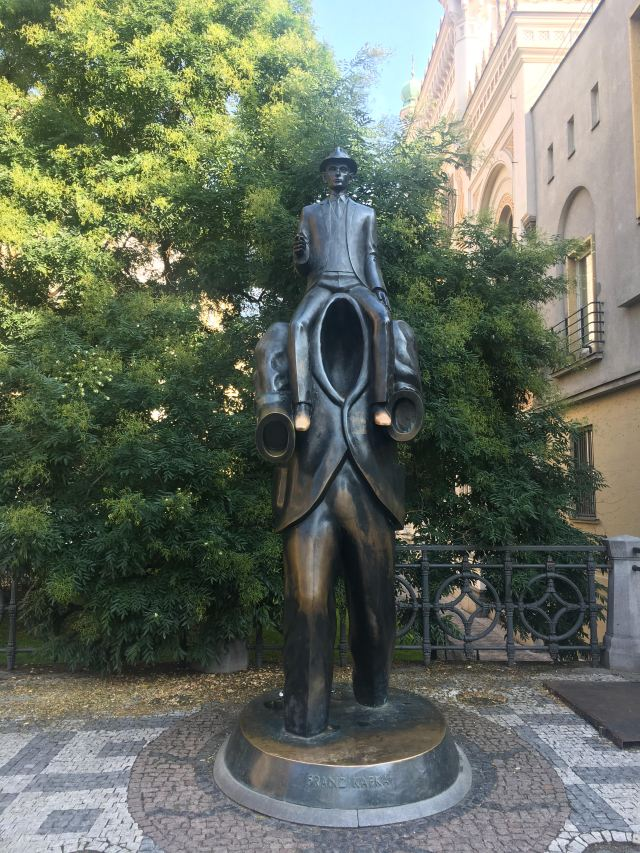 Kafka_monument